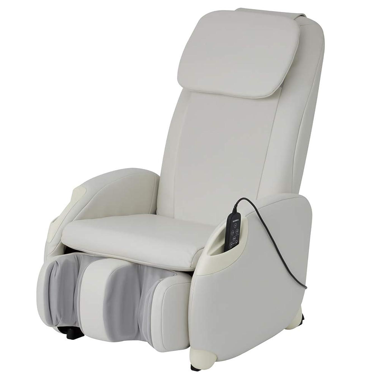 宿題ウッズ気になるスライヴ マッサージチェア くつろぎ指定席Light CHD-3400 ホワイト
