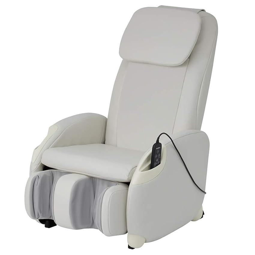 キャベツ想像力豊かな想像力豊かなスライヴ マッサージチェア くつろぎ指定席Light CHD-3400 ホワイト