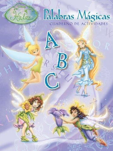 Palabras mágicas. Cuaderno de actividades (HADAS DISNEY)