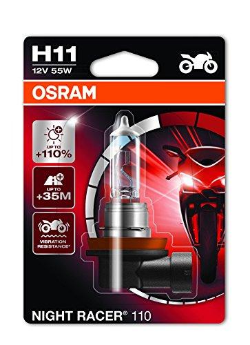 Osram 64211NR1-01B Lampe Halogène de Moto