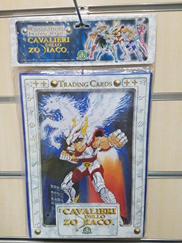 Giochi Preziosi Raccoglitore Trading Cards I Cavalieri dello Zodiaco 1986