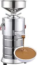 30000g Peanut Grinder Electric 220V Peanut Butter Maker 1100W Commercial Sesame Sauce Grinder Machine