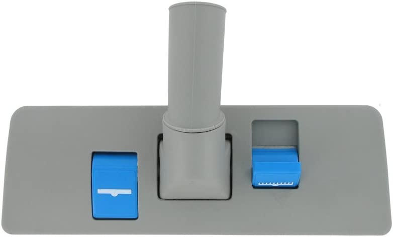 Nilfisk 32 Great interest mm Universal Long-awaited Grey Flo Pedal Blue Dual Plastic