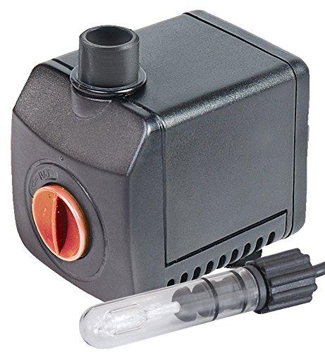 Seliger Indoorpumpe Pumpe 400 L mit Licht, 50 x 45 x 60 mm