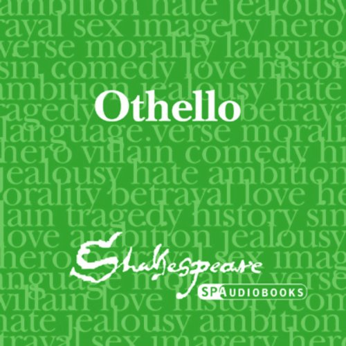 SPAudiobooks Othello (Unabridged, Dramatised) cover art