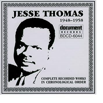 Jesse Thomas 1948 - 1958