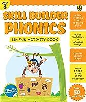 Skill Builder Phonics Level 3