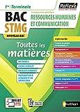 Toutes les matières 1ère/Term STMG spé Ressources humaines et communication - NOUVEAU BAC 2021 (02)