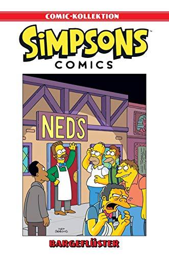 Simpsons Comic-Kollektion: Bd. 33: Bargeflüster
