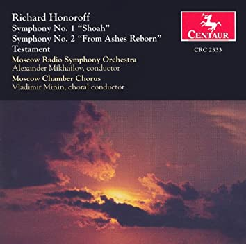 Honoroff, R.: Symphonies Nos. 1 and 2 / Testament