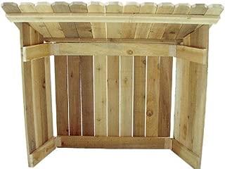 Cedar Nativity Stable - 46