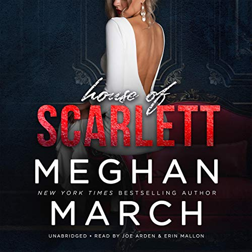 House of Scarlett audiobook cover art