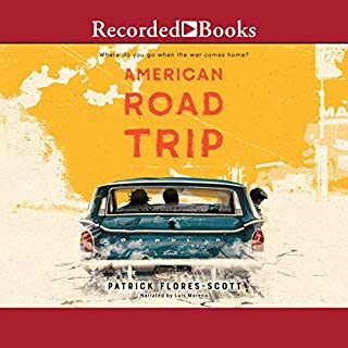 American Road Trip                   Written by:                                                                                                                                 Patrick Flores-Scott                               Narrated by:                                                                                                                                 Luis Moreno                      Length: 7 hrs and 57 mins     Not rated yet     Overall 0.0