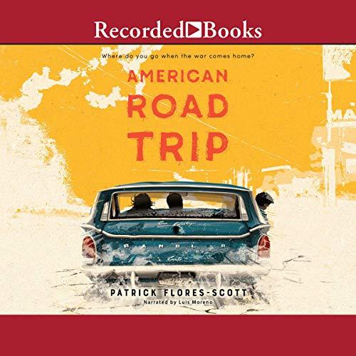 American Road Trip audiobook cover art