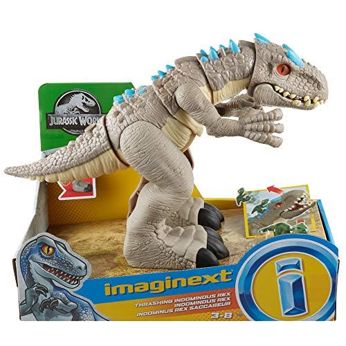 Imaginext GMR16 - Imaginext Jurassic World Schleuderaction Indominus Rex-Dinosaurier