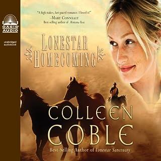 Lonestar Homecoming audiobook cover art