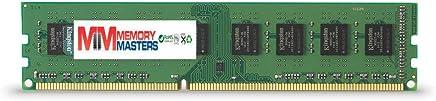 MemoryMasters 8GB DDR3 Memory for Gigabyte - GA-990XA-UD3 Motherboard PC3-12800 1600MHz Non-ECC Desktop DIMM RAM Upgrade (MemoryMasters)