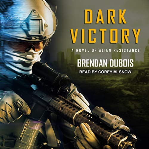 Dark Victory cover art