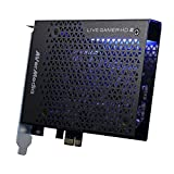 AVerMedia GC570 Live Gamer HD 2 - Tarjeta de captura PCIe, captura de juego, capturador, PC de transmisión, PCIE, Full HD, para Youtuber, Streamer, Xsplit, OBS, Stream en 1080p60, baja latencia, HDMI