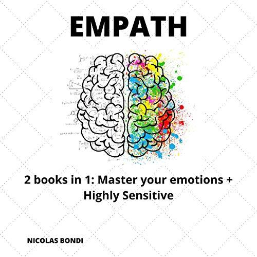 『Empath: 2 Books in 1』のカバーアート