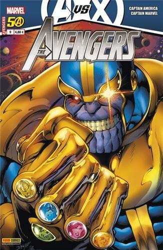 Avengers, Tome 9 : Avengers VS X-Men