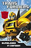 Transformers Prime: Bumblebee In Danger: Book 5 (Transformers Prime Chapter Bk)