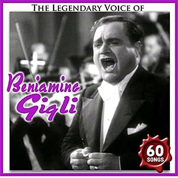The legendary voice of