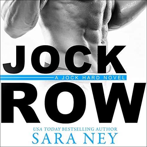 Jock Row audiobook cover art