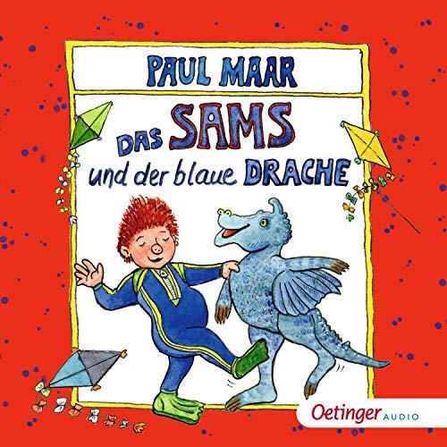 Das Sams und der blaue Drache Titelbild