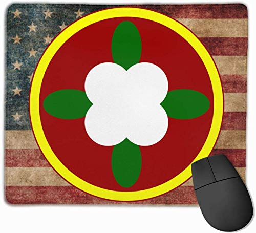 184th Sustainment Command Expeditionary Mousepads rutschfeste Gaming-Mausunterlage Mousepad