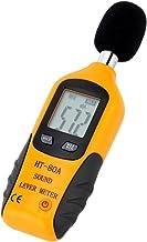 Mengshen Digital Schallpegelmessgerät, Tragbar Sound Level Meter Bereich 30 dBA ~ 130..