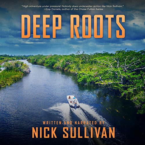 Deep Roots audiobook cover art