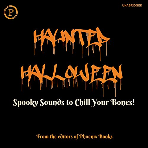 Haunted Halloween cover art