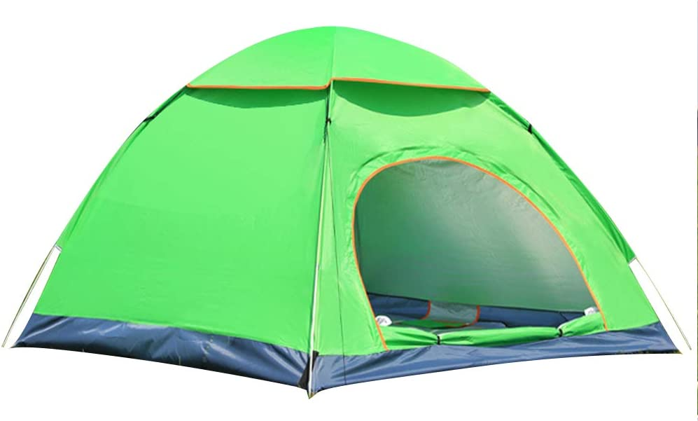 Wsaman Lightweight Backpacking Rapid Factory outlet rise Tent 1-2 Person A Camping Pop Up