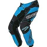 O'Neal Element MX Hose Racewear Schwarz Blau Motocross Enduro Offroad Quad, 0128-0, Größe 34/50