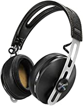 Sennheiser HD1 Wireless Headphones with Active Noise Cancellation - Black (Renewed)