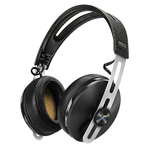 Sennheiser HD1 Wireless Headphones with Active Noise Cancellation - Black (Renewed)