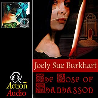 The Rose of Shanhasson cover art