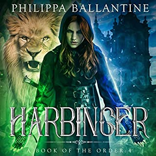 Harbinger      A Book of the Order              Written by:                                                                                                                                 Philippa Ballantine                               Narrated by:                                                                                                                                 Philippa Ballantine                      Length: 11 hrs and 47 mins     Not rated yet     Overall 0.0