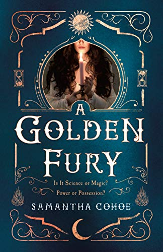 Book Cover Link For A Golden Fury