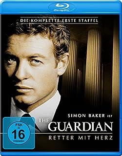 The Guardian - Retter mit Herz - Staffel 1 [Blu-ray]