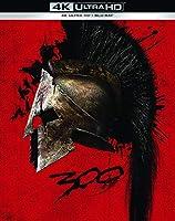 300 [4K Ultra HD + Blu-Ray-Édition Ultimate]