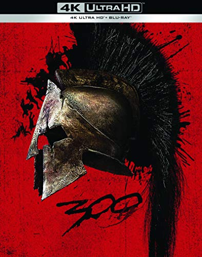 300 [4K Ultra HD + Blu-Ray-Édition Ultimate]