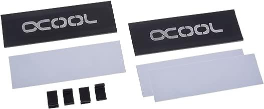 Alphacool 11310 HDX - M.2 SSD M01-80mm - Black Air Cooling Air Cooler