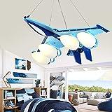 length Araña Creativa Tienda De Ropa Infantil Dormitorio For Niños Luces LED Araña De Cristal