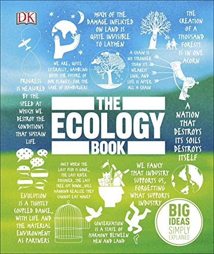 Price comparison product image The Ecology Book: Big Ideas Simply Explained