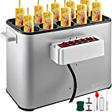 VBENLEM Automatic Egg Roll Machine 1400W Electric Automatic Egg Roll Machine 110V Home DIY...