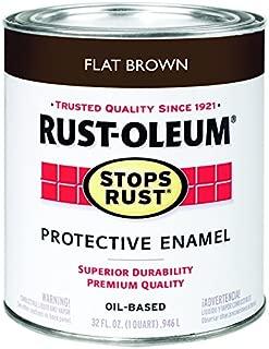 Best flat brown paint Reviews