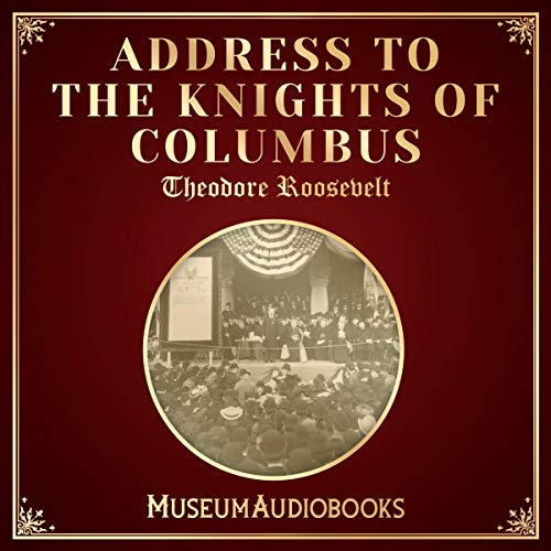 Address to the Knights of Columbus  By  cover art