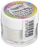Rainbow Dust Non-Toxic Kuchen Glitzern Glanz Dekoration Hologram Weiss -